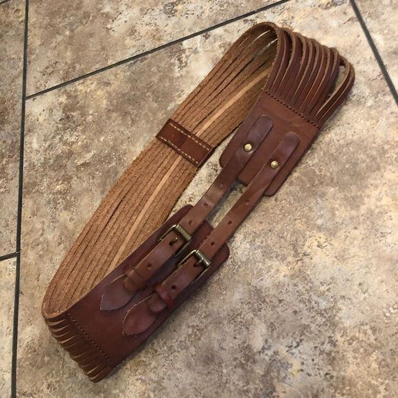 J. Crew Accessories - Leather belt